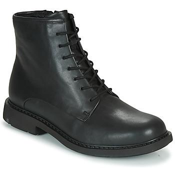 Zapatos Mujer Botas de caña baja Camper MILX Negro