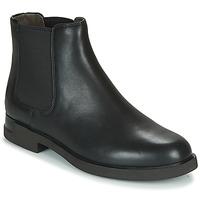 Zapatos Mujer Botas de caña baja Camper IMN0 Negro