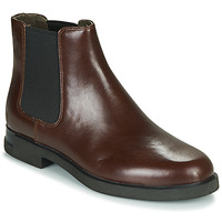 Zapatos Mujer Botas de caña baja Camper IMN0 Marrón