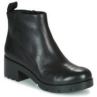 Zapatos Mujer Botines Camper WND0 Negro