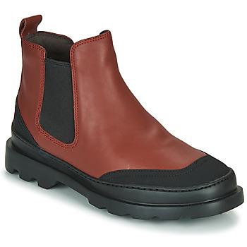 Zapatos Mujer Botas de caña baja Camper BRUTUS Marrón