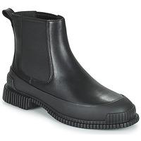Zapatos Mujer Botas de caña baja Camper PIX1 Negro