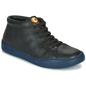 Zapatos Hombre Derbie Camper PEU TOURING Negro
