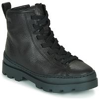 Zapatos Niños Botas de caña baja Camper BRUTUS Negro