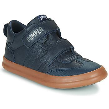 Zapatos Niños Zapatillas bajas Camper POURSUIT Marino