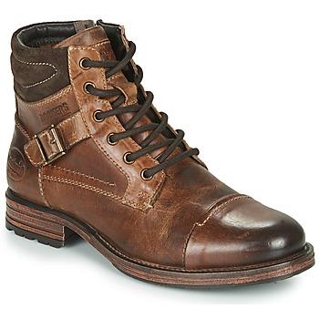 Zapatos Hombre Botas de caña baja Dockers by Gerli 43DY008 Marrón