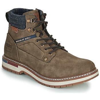 Zapatos Hombre Botas de caña baja Dockers by Gerli 47AF001 Kaki