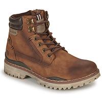 Zapatos Hombre Botas de caña baja Dockers by Gerli 47LY001 Marrón