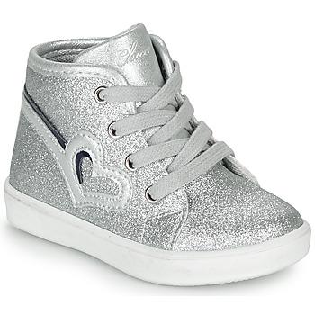Zapatos Niña Zapatillas altas Chicco FLAMINIA Gris