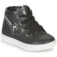Zapatos Niña Zapatillas altas Chicco FLAMINIA Negro