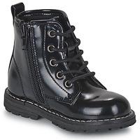 Zapatos Niños Botas de caña baja Chicco COLLES Negro