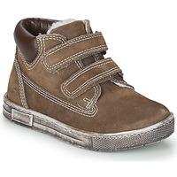 Zapatos Niño Zapatillas altas Chicco CLAY Marrón