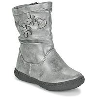 Zapatos Niña Botas urbanas Chicco COLETTA Gris