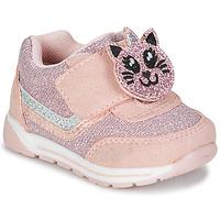 Zapatos Niña Zapatillas bajas Chicco GAMMA Rosa