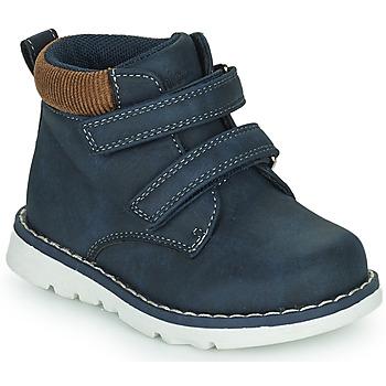 Zapatos Niño Zapatillas altas Chicco FLOK Azul