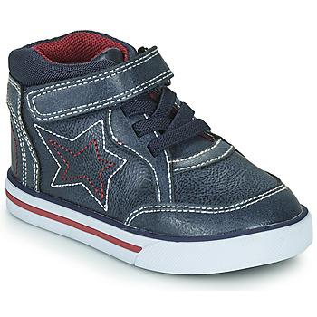 Zapatos Niño Zapatillas altas Chicco FLORINDO Azul