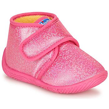 Zapatos Niña Pantuflas Chicco TAXO Rosa