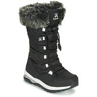 Zapatos Niña Botas de nieve KAMIK PRAIRIE Negro