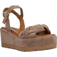 Zapatos Mujer Sandalias Café Noir HF532 Marron