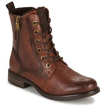 Zapatos Mujer Botas de caña baja Tom Tailor 93303-COGNAC Cognac