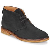 Zapatos Hombre Botas de caña baja Clarks CLARKDALE DBT Negro