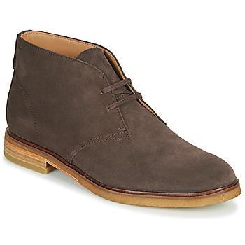 Zapatos Hombre Botas de caña baja Clarks CLARKDALE DBT Marrón