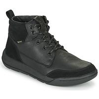 Zapatos Hombre Botas de caña baja Clarks ASHCOMBEHIGTX Negro