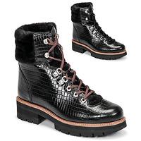 Zapatos Mujer Botas de caña baja Clarks ORIANNA HIKER Negro