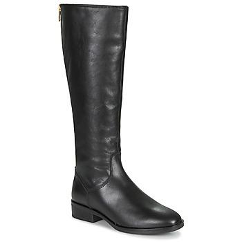 Zapatos Mujer Botas urbanas Clarks PURE RIDE Negro