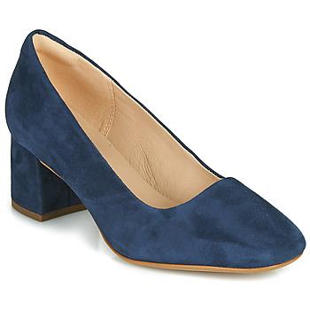 Zapatos Mujer Zapatos de tacón Clarks SHEER ROSE 2 Marino