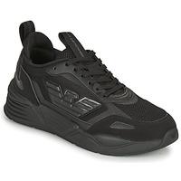 Zapatos Hombre Zapatillas bajas Emporio Armani EA7 XK165 Negro