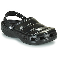 Zapatos Zuecos (Clogs) Crocs CLASSIC NEO PUFF CLOG Negro