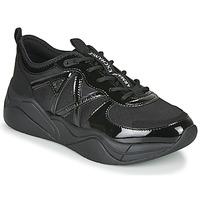 Zapatos Mujer Zapatillas bajas Armani Exchange XV311-XDX039 Negro