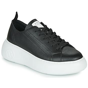 Zapatos Mujer Zapatillas bajas Armani Exchange XCC64-XDX043 Negro
