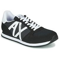 Zapatos Hombre Zapatillas bajas Armani Exchange XCC68-XUX017 Negro