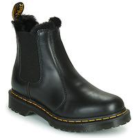 Zapatos Mujer Botas de caña baja Dr Martens 2976 LEONORE Negro