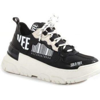 Zapatos Mujer Zapatillas bajas Emanuélle Vee 401P-500-14-P011D Negro