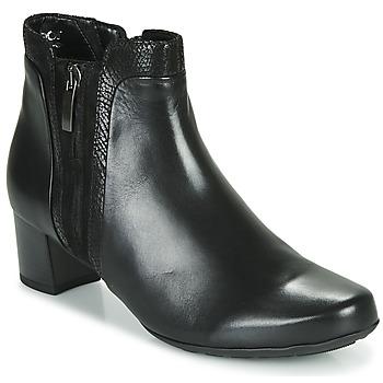 Zapatos Mujer Botines Gabor 5282857 Negro