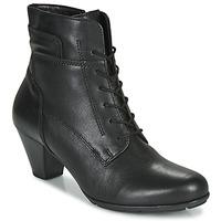 Zapatos Mujer Botines Gabor 5564427 Negro