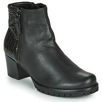 Zapatos Mujer Botines Gabor 5665367 Negro