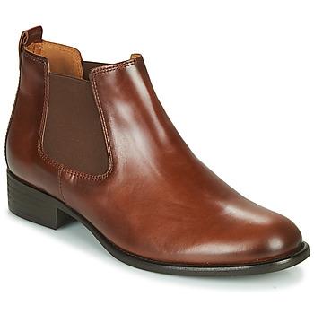 Zapatos Mujer Botines Gabor 5164020 Camel