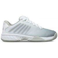 Zapatos Running / trail K-Swiss K-SWISS HYPERCOURT EXPRESS 2 HB BLANCO GRIS MUJER 96614150 GRIS BLANCO