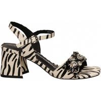 Zapatos Mujer Sandalias Luciano Barachini WIPS zebra