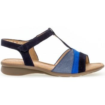 Zapatos Mujer Sandalias Gabor 46.064/36T44-10 Azul