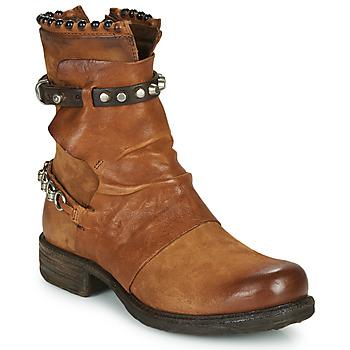 Zapatos Mujer Botas de caña baja Airstep / A.S.98 SAINT 14 Marrón