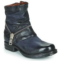 Zapatos Mujer Botas de caña baja Airstep / A.S.98 SAINT EC ZIP NEW Azul