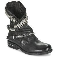 Zapatos Mujer Botas de caña baja Airstep / A.S.98 TIAL FOGLIE Negro