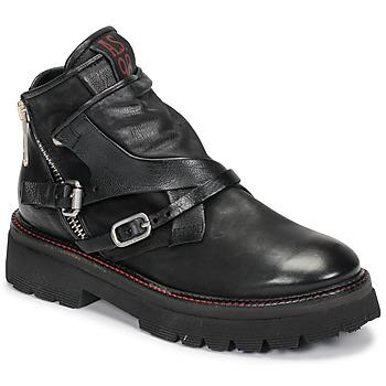 Zapatos Mujer Botas de caña baja Airstep / A.S.98 NATIVE Negro