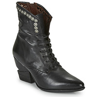 Zapatos Mujer Botines Airstep / A.S.98 TINGET LACE Negro