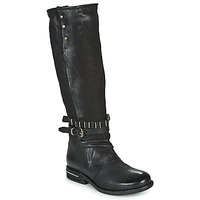 Zapatos Mujer Botas urbanas Airstep / A.S.98 TEAL HIGH Negro